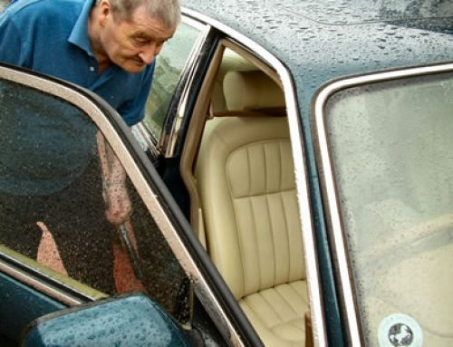 Car Leather Repair for Jaguar Sovereign – Bob (Garstang)