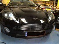Leather Seat Repair for Car Aston Martin Vanquish